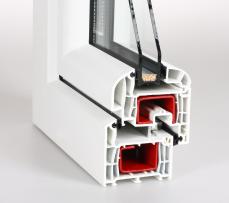Plastová okna Kladno - profil